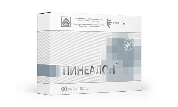 Пинеалон №60 (препарат для головного мозга)