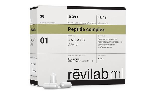 Revilab ML 01-для профилактики преждевременного старения