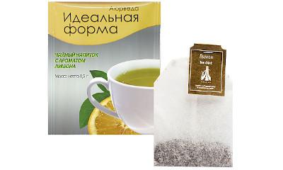Пробник чай Идеальная форма (лимон)