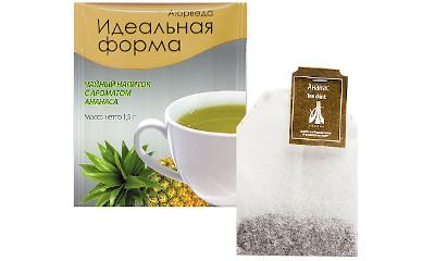 Пробник чай Идеальная форма (ананас)