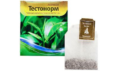 Пробник чай Тестонорм